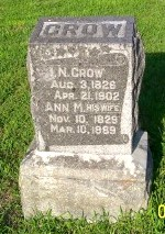 Isaac Nelson Crow, Sr