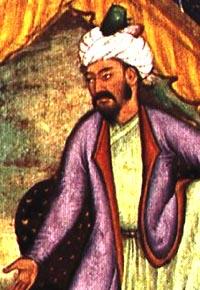 Emperor Shah Babur