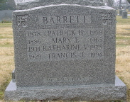 Katherine Veronica Barrett