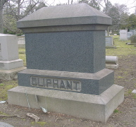 Mary Coulter <i>Campbell</i> Oliphant