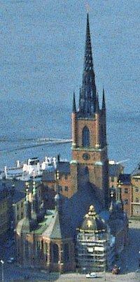 Riddarholmskyrkan (Riddarholm Church)