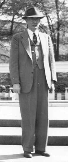 Charles Harrison Clanton, Sr