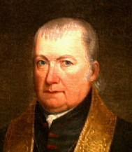 Rev James Whitfield