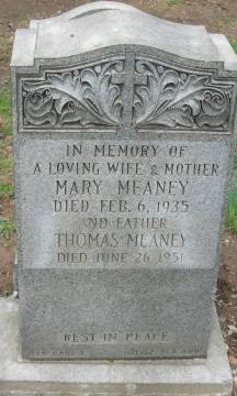 Mary <i>Halpin</i> Meaney