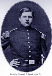 Capt Howard James Reeder