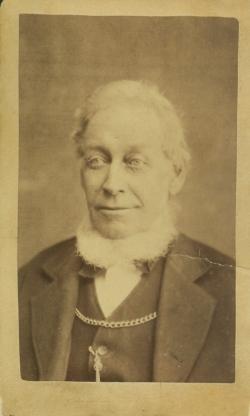 Isaac Armfield