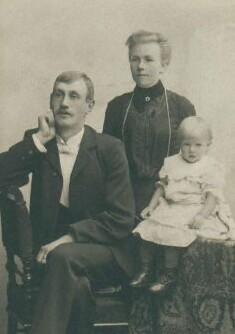 Alma Cornelia <i>Berglund</i> Paulson