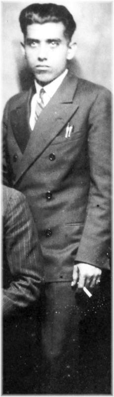 Matias B Sandoval