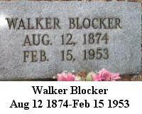 Michael Walker Blocker