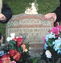 Audra Lynn Matheny