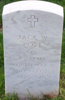 Jack W. Post