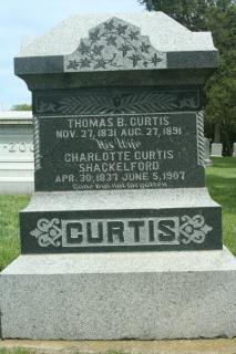 Charlotte <i>Coleman</i> Curtis
