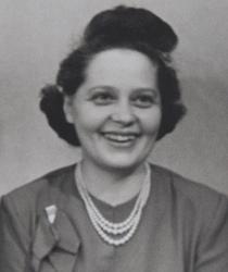 Lillian Gertrud Asplund