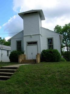 Mount Calvary Baptist Cemetery