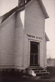 Timpson Chapel Cemetery