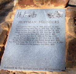 Huffman Heritage Cemetery