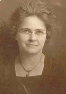 Nellie Irene <i>Triscuit</i> Carlson