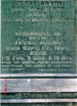 Jesse Arnot