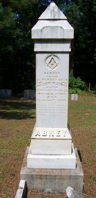 William M. Abney