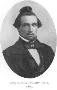 Pvt Benjamin N. Wright