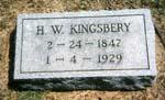 Henry Williams Kingsbery