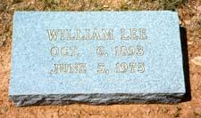 William Lee Woodward