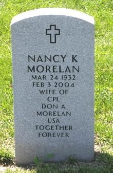 Nancy Katherine Morelan