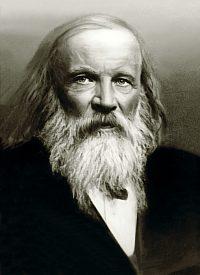 Dmitri Ivanovich Mendeleyev