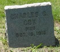 Charles G. Cox