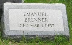 Emanuel Brenner
