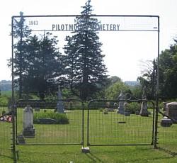 Pilot Mound Cemetery