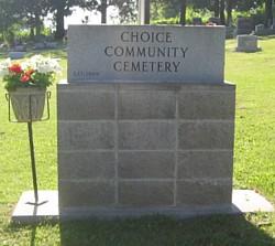 Choice Community Cemetery