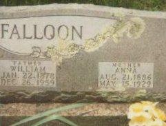 Anna <i>Asplin</i> Falloon