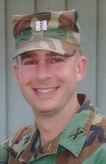 Capt Michael Todd Fiscus