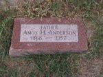 Amos H Anderson