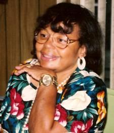 Ethel Lucille <i>Robinson</i> Poteat