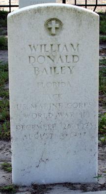 William Donald Bailey