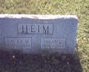 Laura M. <i>Spotts</i> Heim