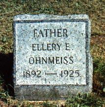 Ellery Ellsworth Ohnmeiss