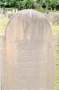 Col Ebenezer Bancroft