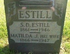 Sylvester Dudley Estill