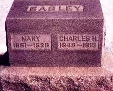 Mary Emily <i>Stebbins</i> Bagley
