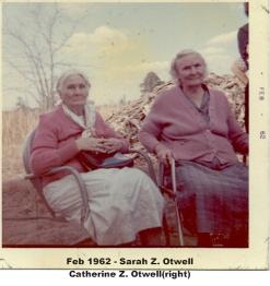 Sarah Elizabeth <i>Zeagler</i> Otwell