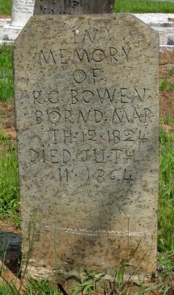 R. C. Bowen