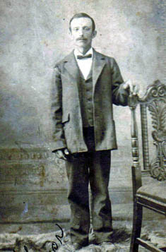 Andrew Jackson Johnson