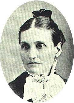 Nancy Areta <i>Porter</i> Stevenson