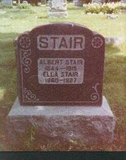Albert Stair