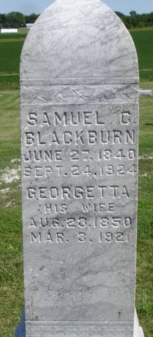 Samuel C Blackburn