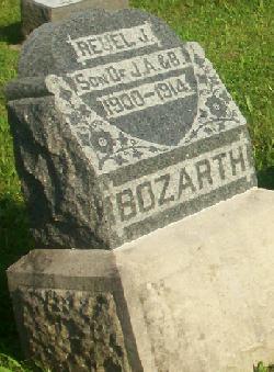Reuel J Bozarth