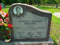 Markvan Bellamy Brooks
